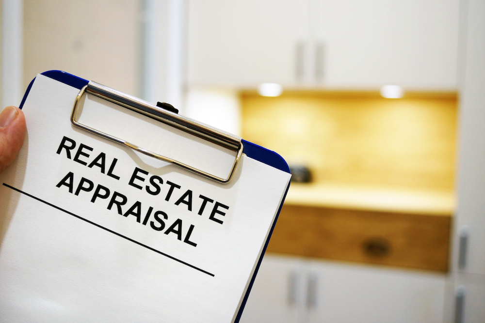 What Is The Real Estate Valuation Process?