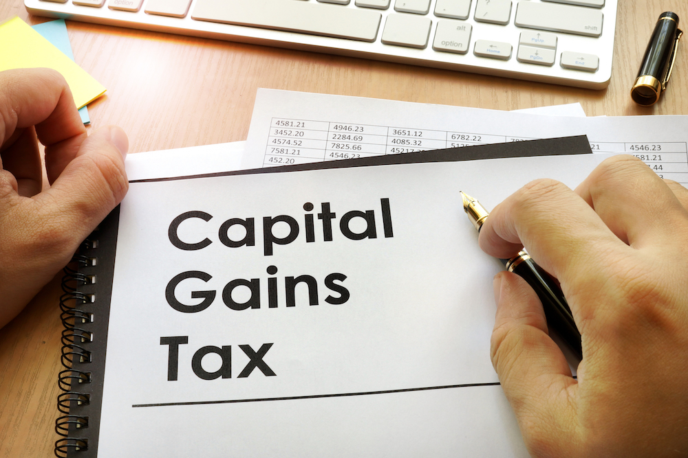 Everything You Need To Know About Capital Gains Tax