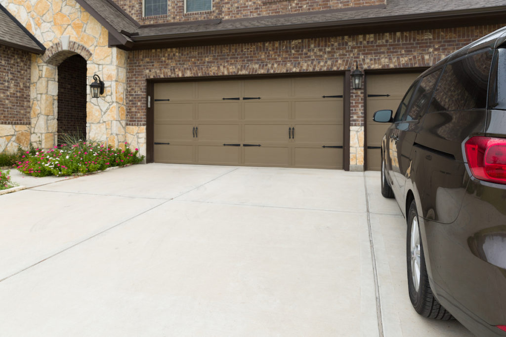 WILL GARAGES BECOME OUT-DATED
